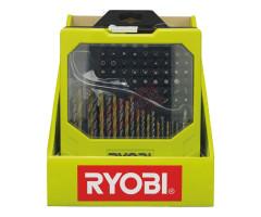 Набор бит и сверел 86 предметов Ryobi RAK86MIX