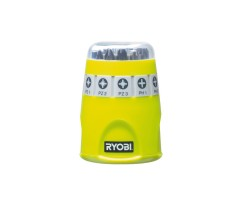 Дрель-шуруповерт аккумуляторная Ryobi R18DD3-0 ONE+, Набор бит 10 пр. RAK10SD в подарок!
