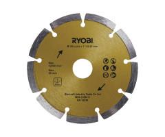 Диск отрезной алмазный 125 мм Ryobi AGDD125A1