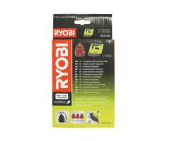 Лист шлифовальный треугольный Ryobi SCS10A1