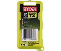 Набор бит и торцевых головок 17 предметов Ryobi RAK15SSDC