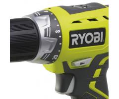 Дрель-шуруповерт аккумуляторная Ryobi RCD1802M-0 ONE+
