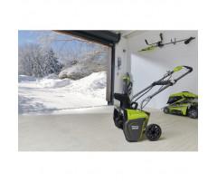 Снегоуборщик бесщеточный аккумуляторный Ryobi RST36B51-0