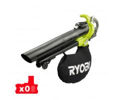 Пылесос садовый аккумуляторный Ryobi RBV36B-0
