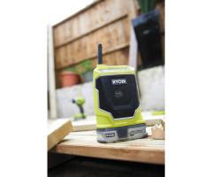 Радиоприёмник аккумуляторный Ryobi CDR180M-0 ONE+