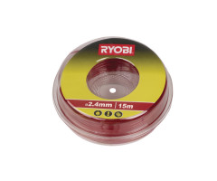 Леска 15 м для триммера Ryobi RAC104