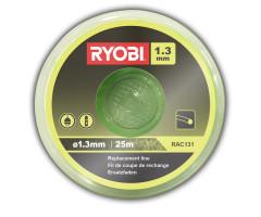 Леска 25 м для триммера Ryobi RAC131