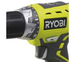 Дрель-шуруповерт аккумуляторная RYOBI RCD18-120T