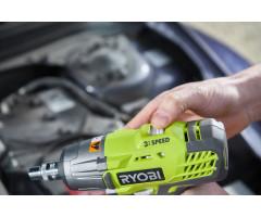 Гайковерт импульсный аккумуляторный Ryobi R18IW3-150S ONE+