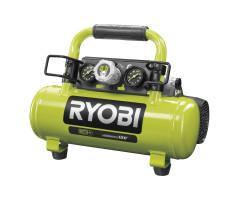 Компрессор аккумуляторный Ryobi R18AC-0 ONE+