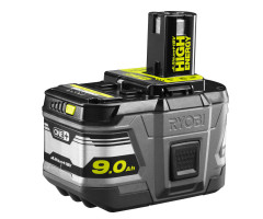 Фен промышленный аккумуляторный Ryobi R18HG-190S ONE+