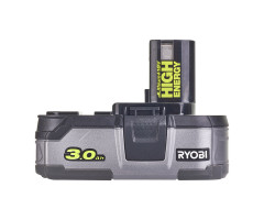 Аккумулятор 3.0 Ач Ryobi RB18L30 ONE+