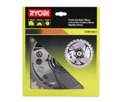 Диск пильный 184 мм Ryobi CSB184A1