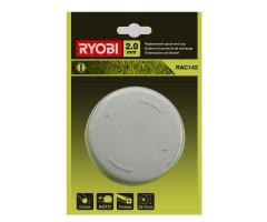 Шпуля с леской и крышкой Ryobi RAC142