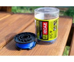 Шпуля с леской  для аккумуляторных триммеров 18В Ryobi RAC125