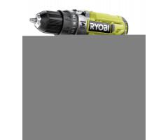 Дрель-шуруповерт ударная аккумуляторная Ryobi R18PD2-213S ONE+