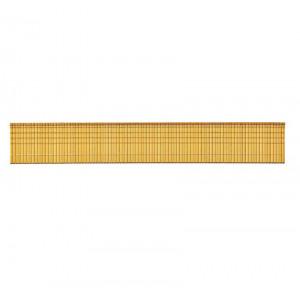 Гвозди оцинкованные, покрытые лаком  18G/ 25 мм (5000 шт)