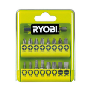 Набор бит 17 предметов Ryobi RAK17SD