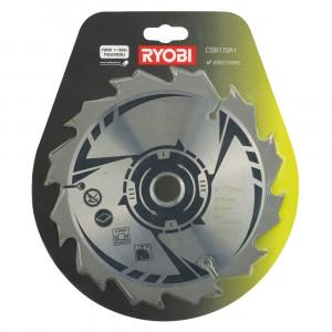 Диск для циркулярной пилы 170 мм Ryobi CSB170A1
