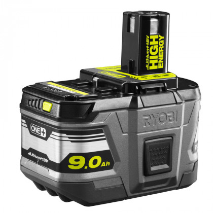 Аккумулятор 9.0 Ryobi RB18L90 ONE+