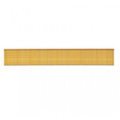 Гвозди оцинкованные, покрытые лаком  18G/ 16 мм (10000 шт)