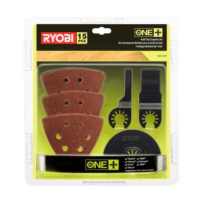 Набор насадок для многофункционального инструмента Ryobi RAK15MT
