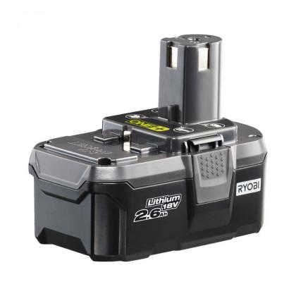 Аккумулятор 2.6 Ач Ryobi RB18L26 ONE+