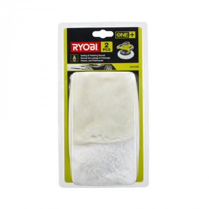Насадки для полировальной машины Ryobi RAK2BB