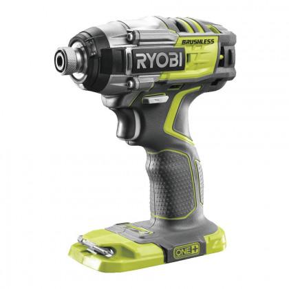 Винтоверт бесщеточный импульсный аккумуляторный Ryobi R18IDBL-0 ONE+