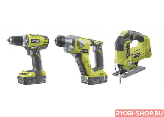 R18DDJSSDS-LL20S 5133002774 в фирменном магазине Ryobi
