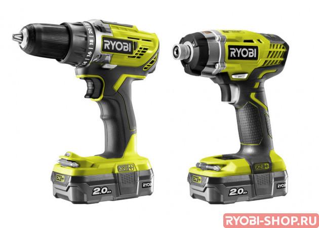 R18DDID-220S 5133003577 в фирменном магазине Ryobi