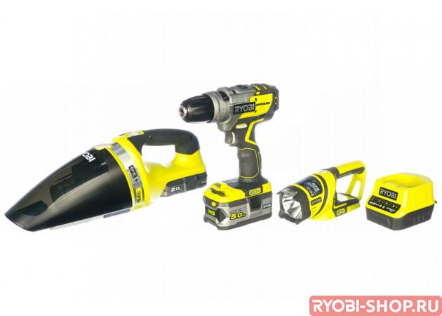 R18PDBL-252VLT 5133003623 в фирменном магазине Ryobi