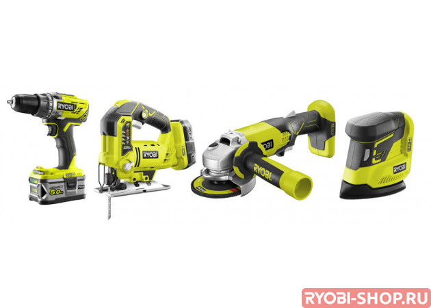 R18CK4B-252S ONE+ 5133003620 в фирменном магазине Ryobi