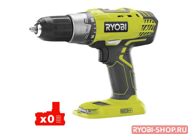 R18DDP2-0 ONE+ 5133002641 в фирменном магазине Ryobi