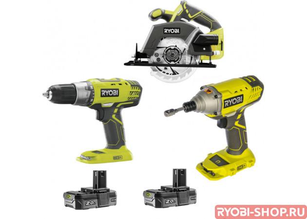 R18DDIDCSP-220S 5133003813 в фирменном магазине Ryobi