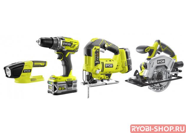 R18CK4A-252S ONE+ 5133003579 в фирменном магазине Ryobi