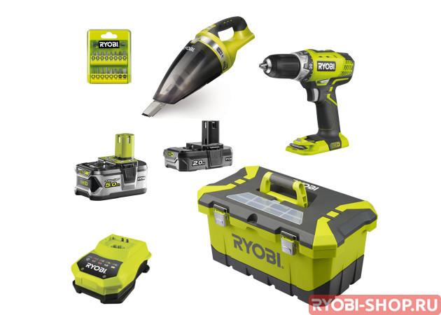 RCD18-252VT 5133003622 в фирменном магазине Ryobi