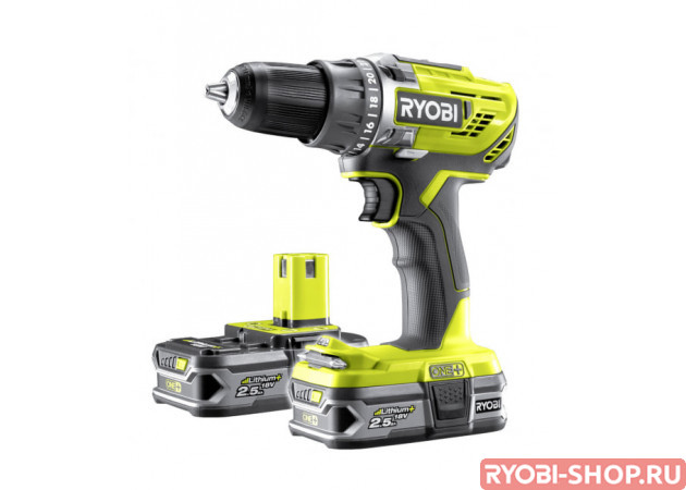 R18DD3-225S ONE+ 5133003349 в фирменном магазине Ryobi