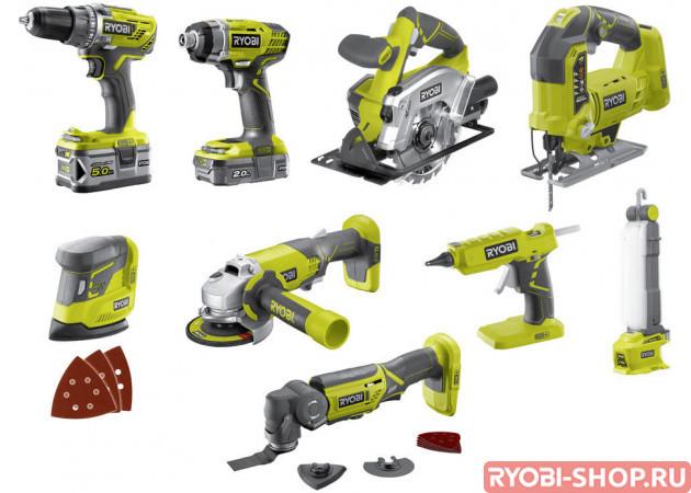 R18CK9-252S 5133003576 в фирменном магазине Ryobi