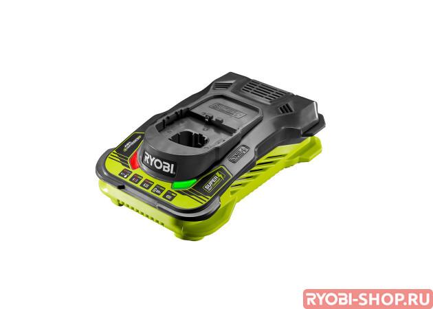 Зарядное устройство быстрое универсальное Ryobi RC18150 ONE+