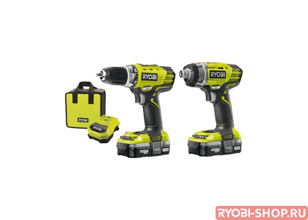 R18CK2B-LL13S ONE+ 5133002062 в фирменном магазине Ryobi