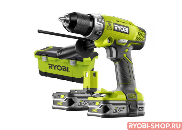 R18PD-LL26T ONE+ 5133002292 в фирменном магазине Ryobi