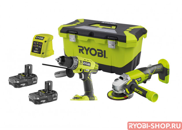 R18PDAG-LL13T ONE+ 5133002739 в фирменном магазине Ryobi