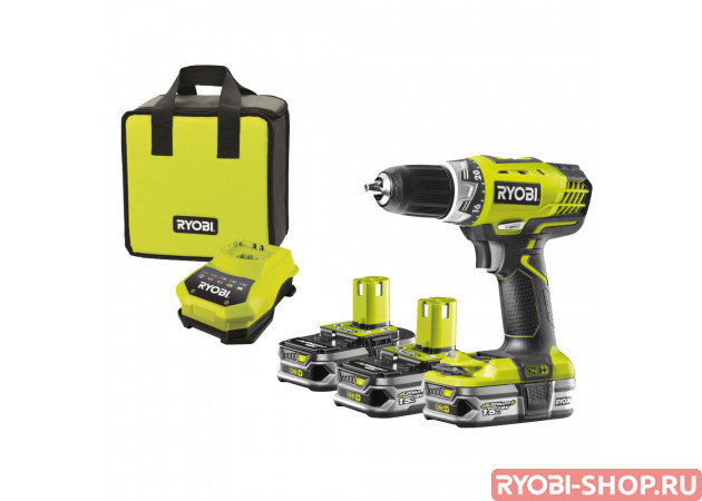 RCD18022-LLL15S ONE+ 5133002785 в фирменном магазине Ryobi