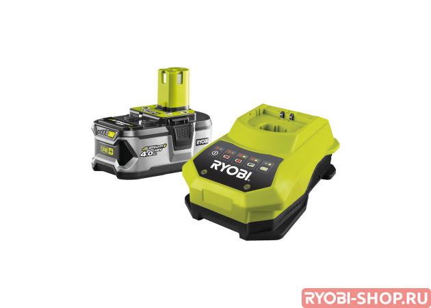 Энергокомплект Ryobi RBC18L40 ONE+