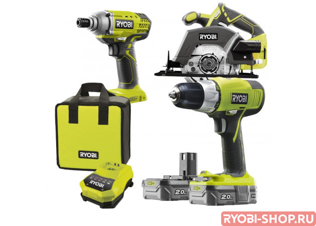 R18DDIDCSP-LL20S 5133002850 в фирменном магазине Ryobi