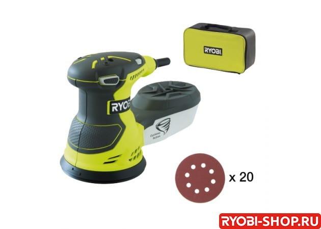 Шлифовальная машина RYOBI ESS280RV 3000534