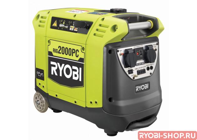 RiG2000PC 5133002557 в фирменном магазине Ryobi