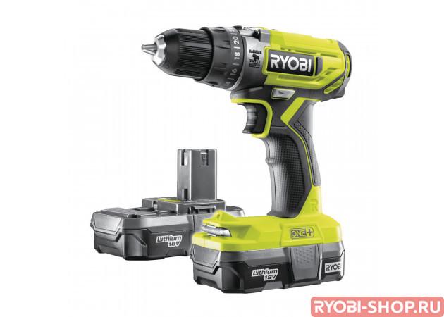 R18PD2-213G ONE+ 5133003824 в фирменном магазине Ryobi