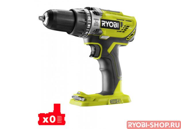 R18PD3-0 ONE+ 5133002888 в фирменном магазине Ryobi